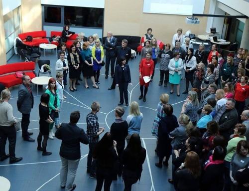 Kuidas koostöös haridusstrateegia ellu viia
